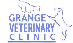 Grange Veterinarian Clinic Logo