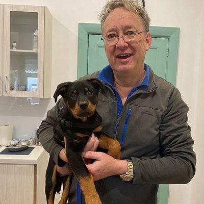 Phil Ritchie Grange Veterinary Clinic