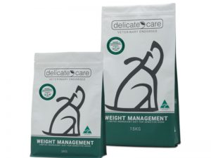 Delicate Care Dog Weight Management